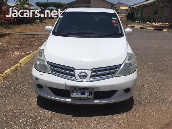 Nissan Tiida 1,3L 2008-7