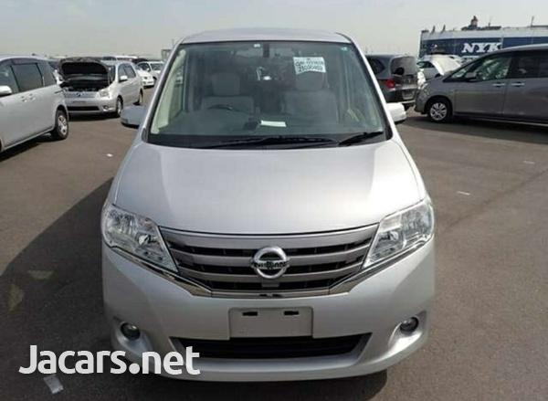 2012 Nissan Serena 20G Package-2