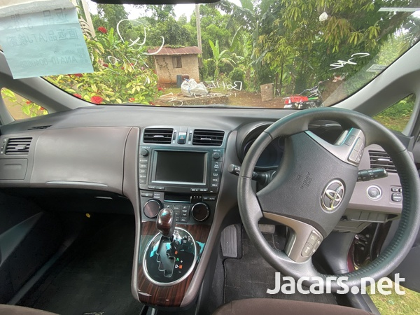 Toyota Mark X 3,5L 2012-5