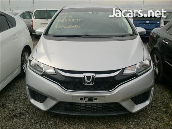 Honda Fit 1,3L 2017-12