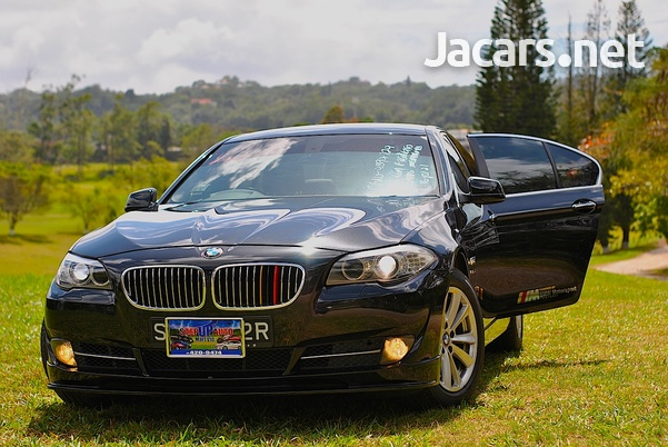 BMW 5-Series 2,0L 2012-1