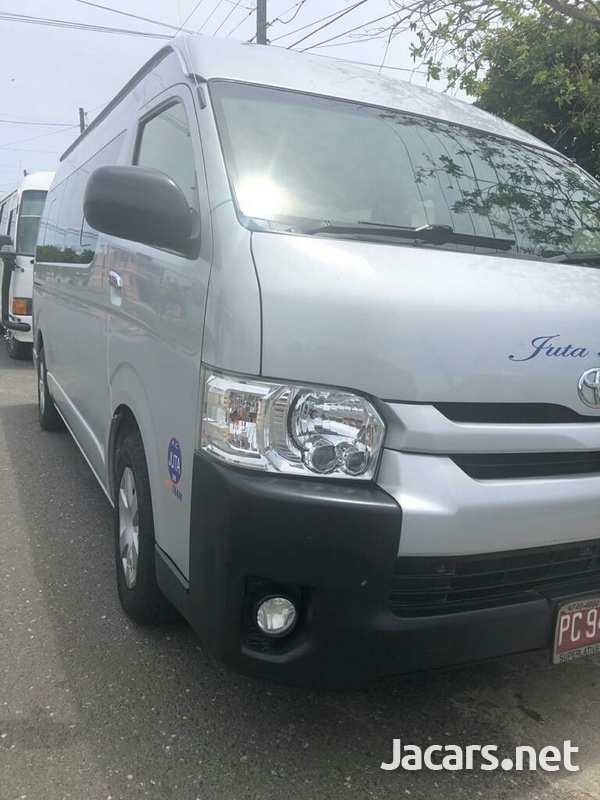 2016 Toyota Hiace Bus-7