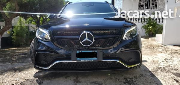Mercedes-Benz GLC-Class 3,0L 2019-2