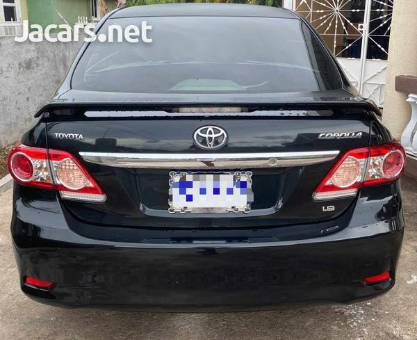 Toyota Corolla 1,8L 2012-10