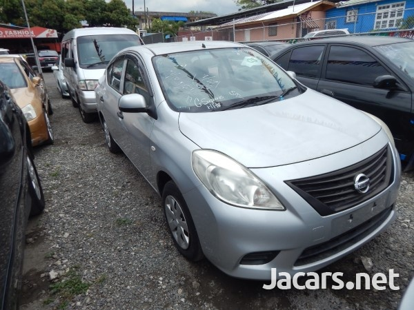 Nissan Latio 1,5L 2013-1
