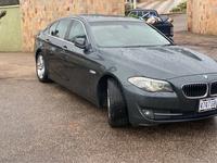 BMW 5-Series 3,5L 2012