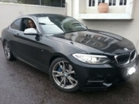 BMW 2-Series 3,0L 2016