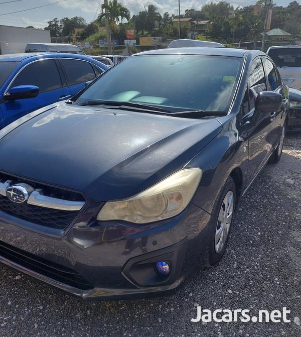 Subaru G4 1,8L 2012-3