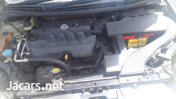Nissan LaFesta 2,0L 2006-9