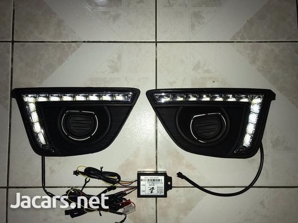 2014 to 2017 Honda Fit Fog Lights-2