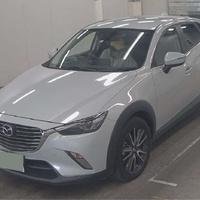 Mazda CX-3 2,0L 2018