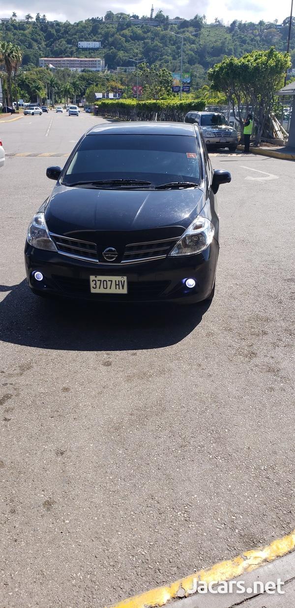 Nissan Tiida 1,8L 2011-3