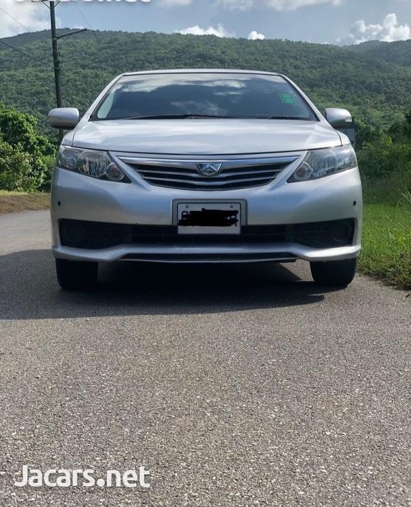 Toyota Corolla 1,5L 2012-9