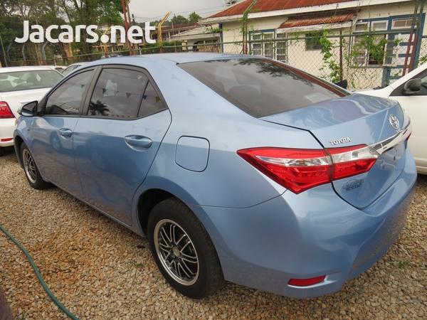 Toyota Corolla 1,6L 2015-8