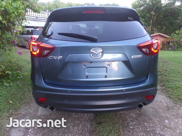 Mazda CX-5 2,2L 2015-8
