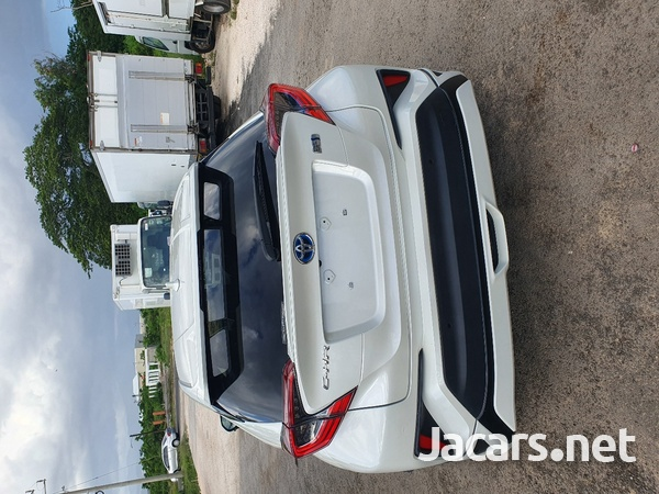 Toyota C-HR 2,0L 2018-8