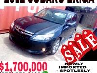 Subaru Exiga 2,0L 2012