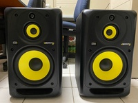 Krk Rokit 10-3 Way Studio Monitors