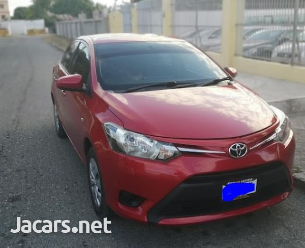 Toyota Yaris 1,3L 2015-2