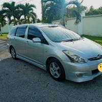 Toyota Wish 1,8L 2007