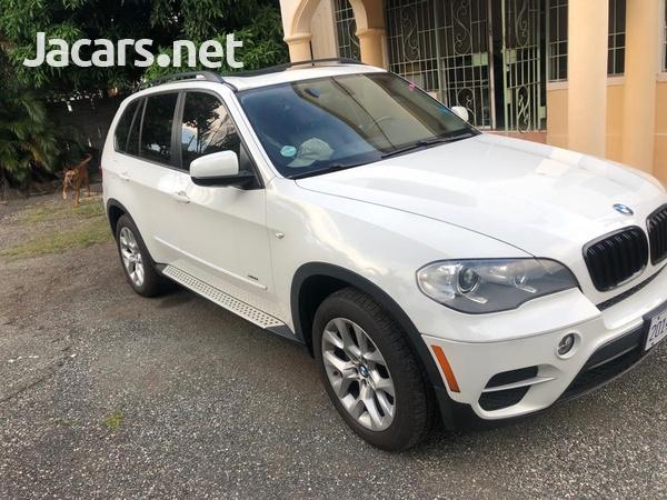 BMW X5 3,5L 2013-4