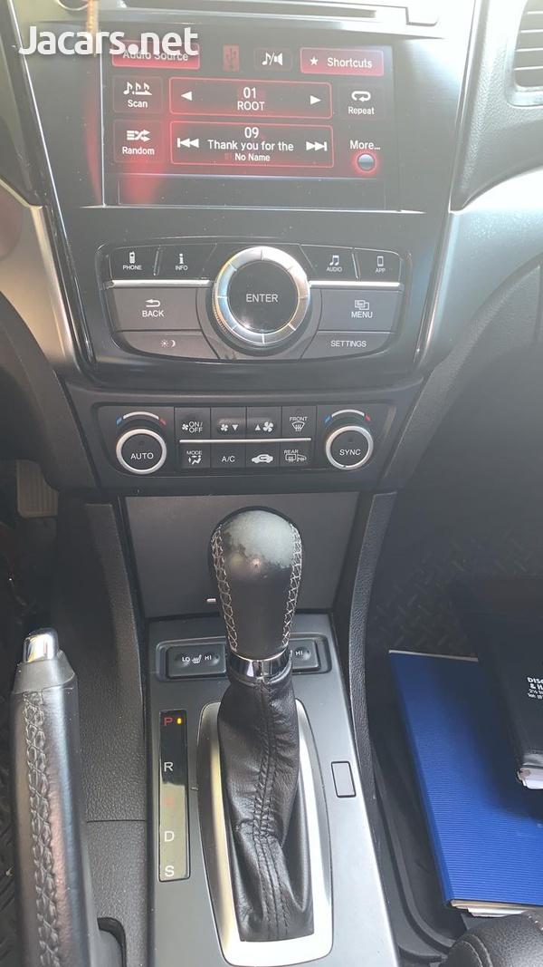 Acura SLX 2,4L 2017-11