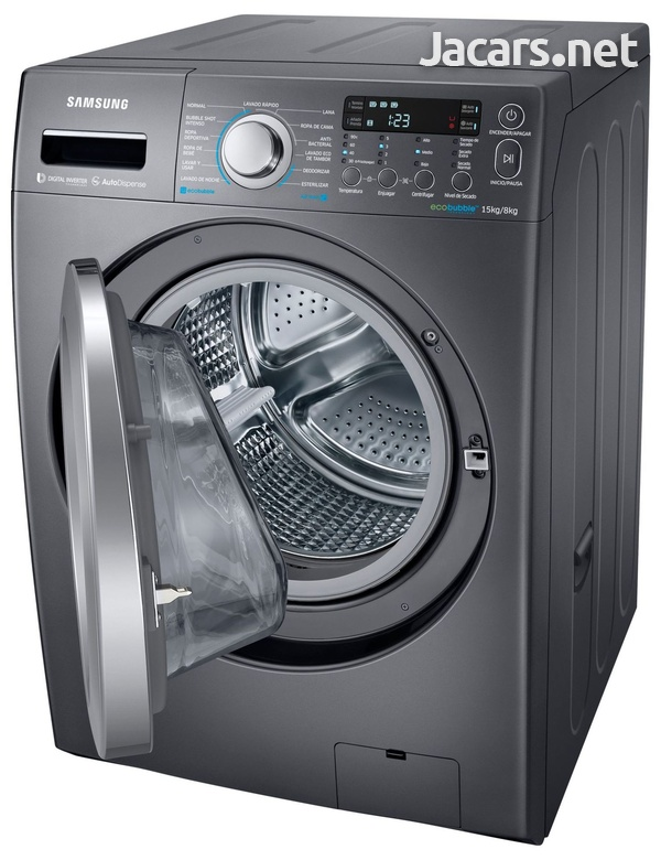 SAMSUNG WASHER AND DRYER COMBO-5
