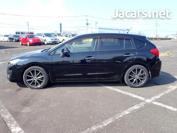 Subaru Impreza 2,5L 2012-4