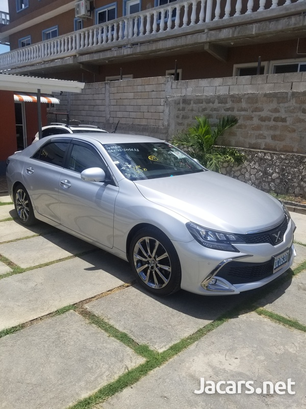Toyota Mark X 3,5L 2017-2