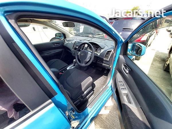 Nissan Wingroad 1,5L 2012-5