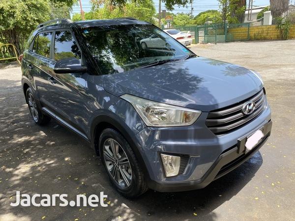 Hyundai Creta 1,6L 2017-4