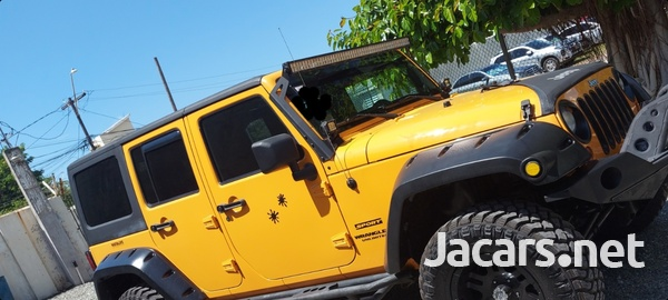 Jeep Wrangler Sport Unlimited 3,6L 2012-12
