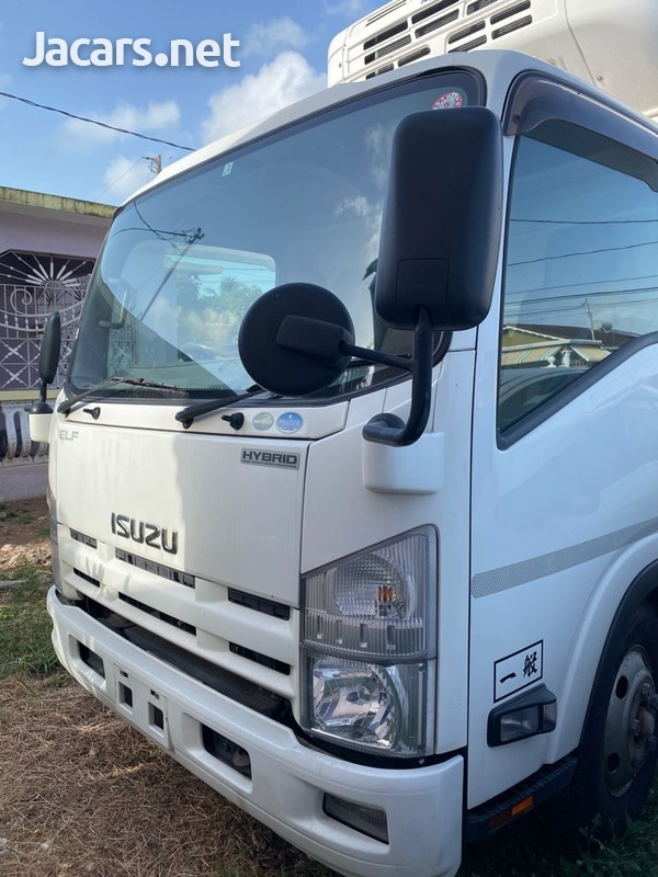 2015 Isuzu Elf Freezer Truck-4