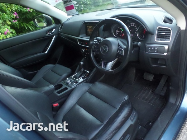 Mazda CX-5 2,2L 2015-6
