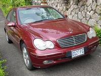 Mercedes-Benz C-Class 2,4L 2001
