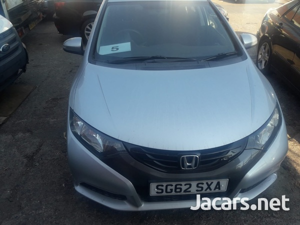 Honda Civic 1,3L 2013-7
