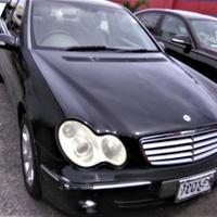 Mercedes-Benz C-Class 1,8L 2007