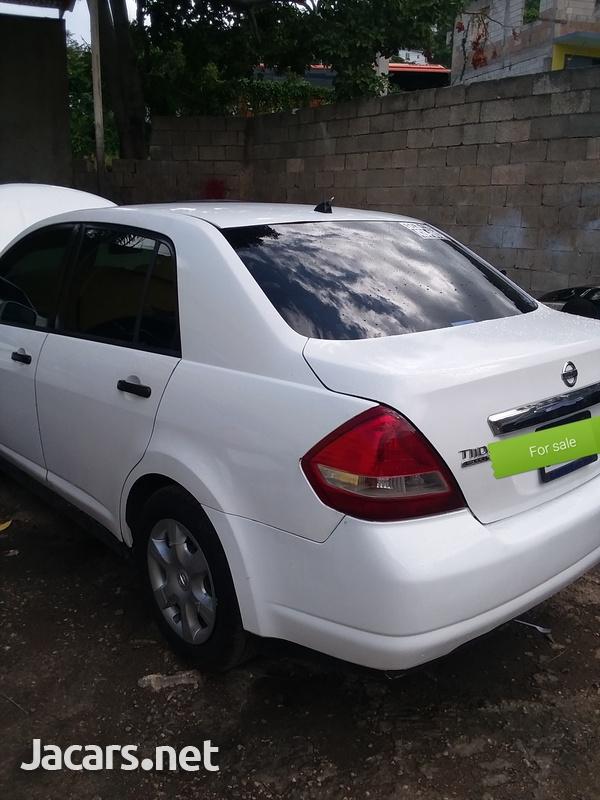Nissan Tiida 1,5L 2007-2