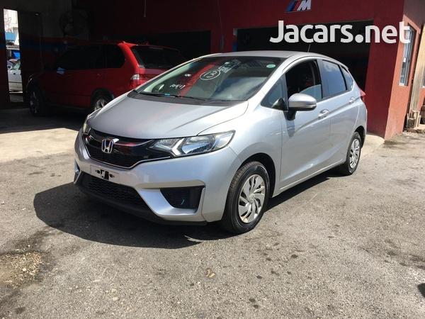 Honda Fit 1,3L 2017-1