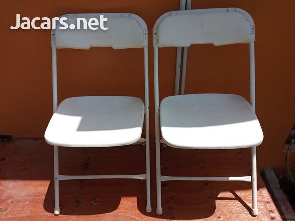 Used all purpose chairs.-3