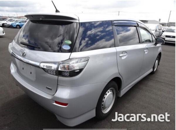 Toyota Wish 1,8L 2016-5