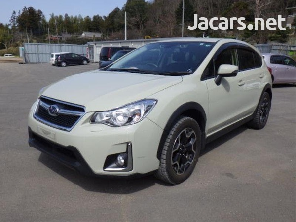 Subaru XV 2,0L 2016-4