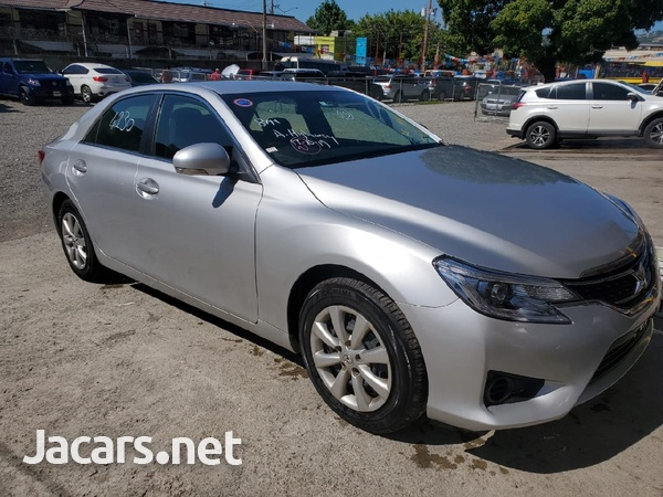 Toyota Mark X 3,2L 2015-1