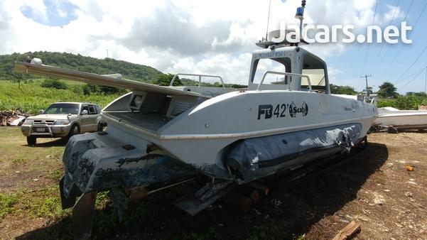 FB design 42ft interceptor / sport boat-4