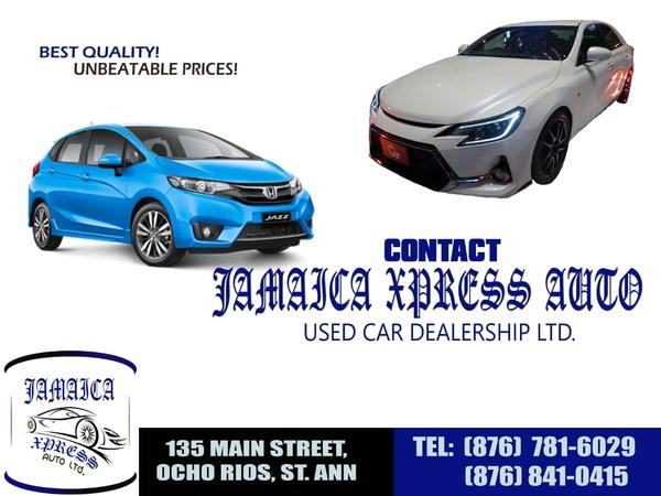 JAMAICA XPRESS AUTO LTD