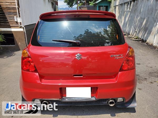 Suzuki Swift 1,5L 2008-5