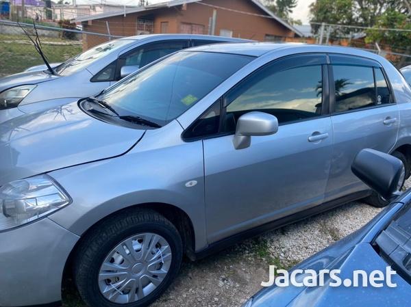 Nissan Tiida 1,5L 2013-2