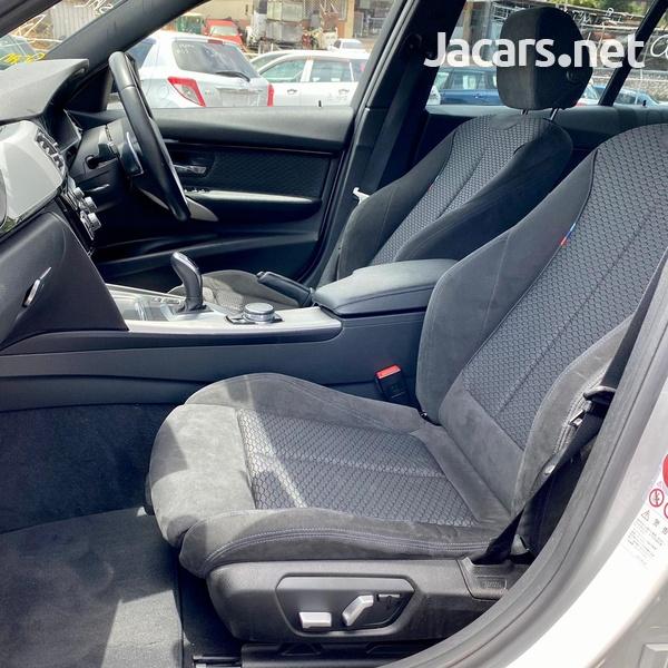 BMW 3-Series 2,0L 2016-7