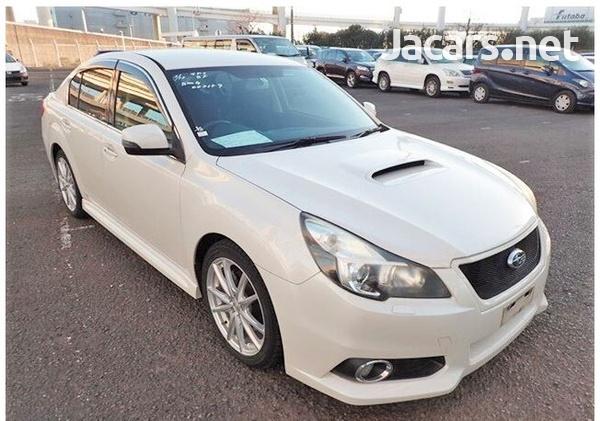 Subaru Legacy 2,0L 2013-2