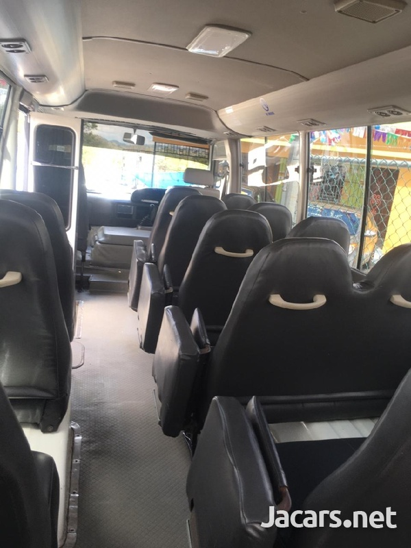 2007 Toyota Coaster Cubby Bus-7